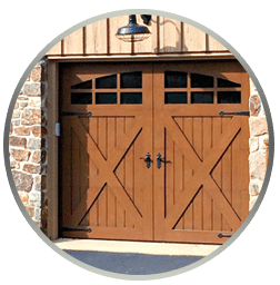 Finely Crafted Garage Doors Since 1939. Wood